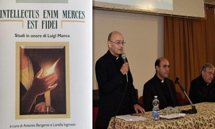 Presentazione del volume dedicato a Mons. Luigi Manca e al suo pensiero teologico