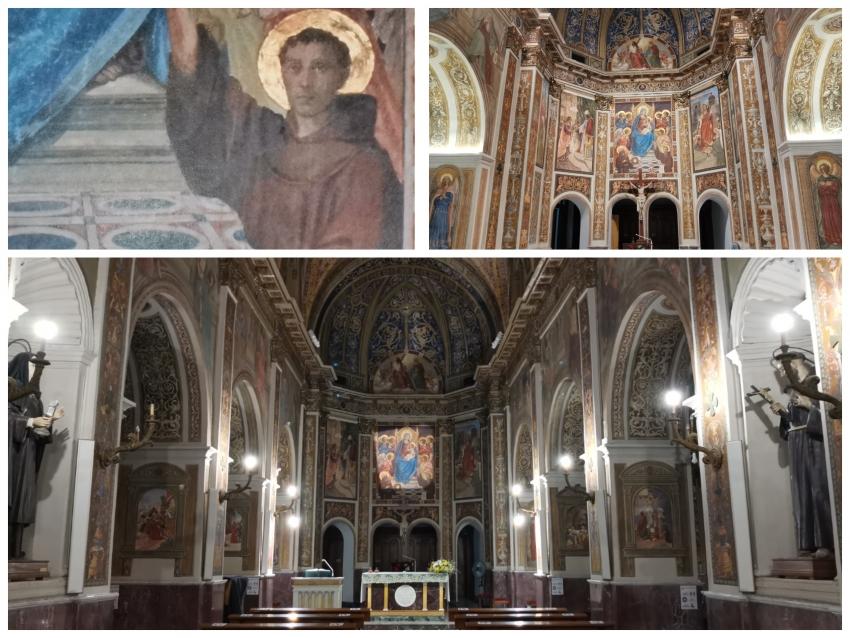 """Squinzano, briciole di storia. Il """"dottore dell'Immacolata"""" nella posizione più strategica della Chiesa S. M. delle Grazie"""