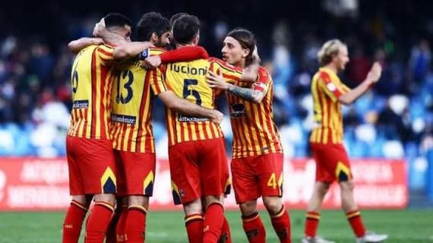 Serie A, il Lecce riparte dal Milan questa sera al Via del Mare