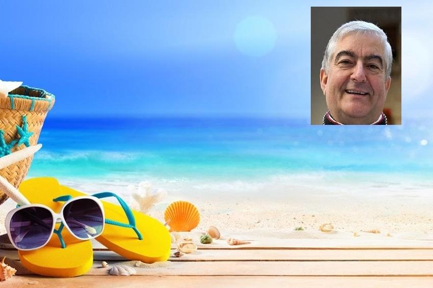 Il messaggio dell'Arcivescovo Seccia ai turisti in vacanza nel Salento