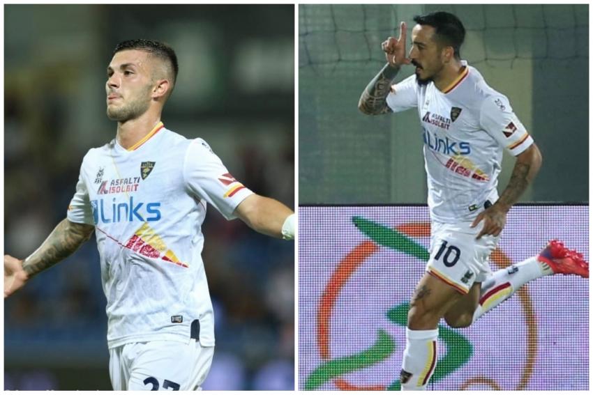Finalmente si rivede il Lecce che piace, battuto il Crotone 0-3