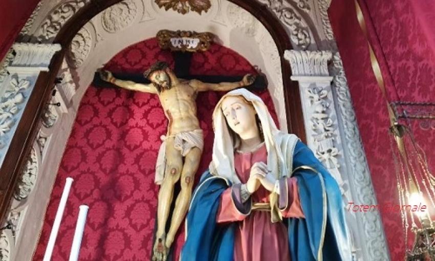 Si celebra la Madonna Addolorata: nel suo culto si riassume il dolore di una passione mistica e spirituale