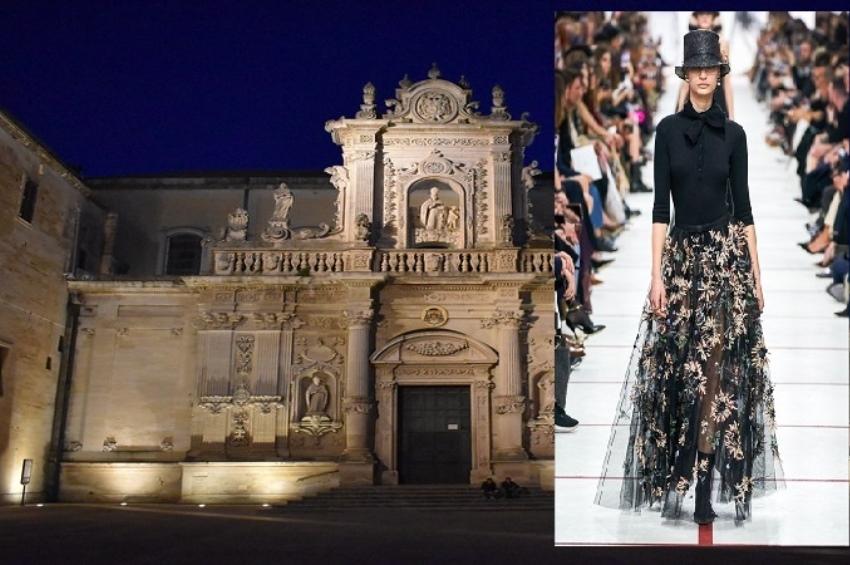 """Sfilata Dior, Seccia: """"Occasione propizia per promuovere la bellezza di Lecce in tutto il mondo"""""""
