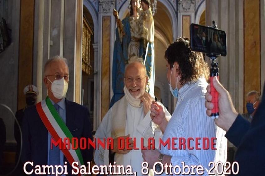 Campi S.na. Traslazione della Madonna della Mercede alla Parrocchia di S. Francesco