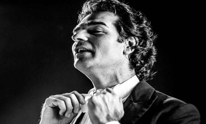 """Un pò di Squinzano a Rimini: il tenore Antonio Corianò è """"Aroldo"""", protagonista di un'antica opera verdiana"""