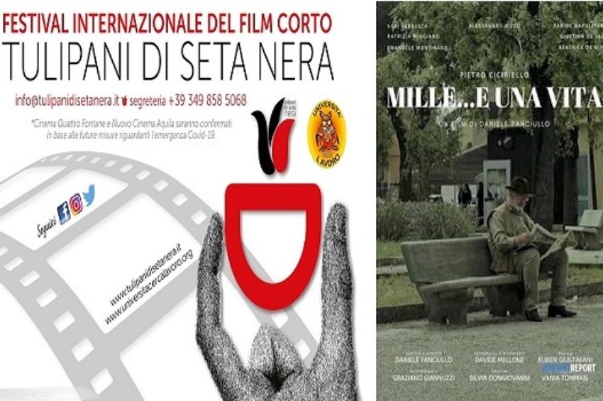 """Fanciullo tra i 50 finalisti del Festival del Film Corto con """"Mille e una vita"""", girato a Squinzano"""