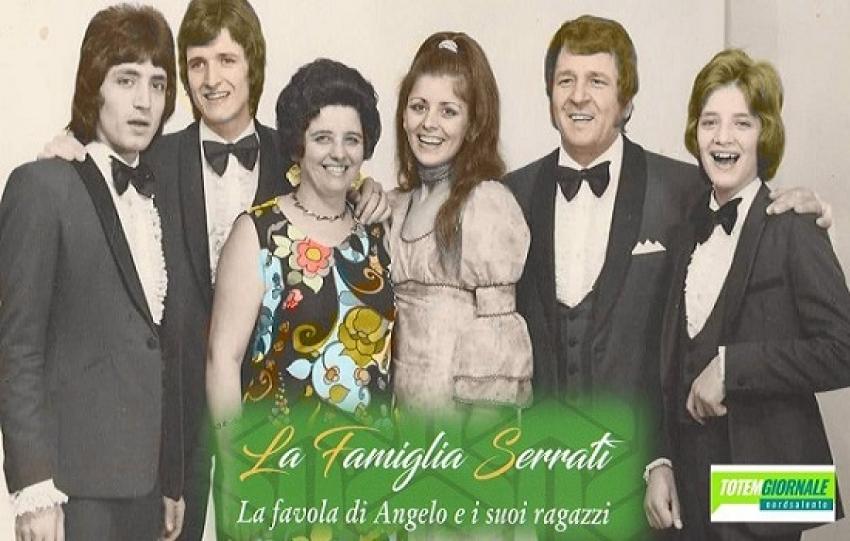 La famiglia Serratì. La favola di Angelo e i suoi ragazzi