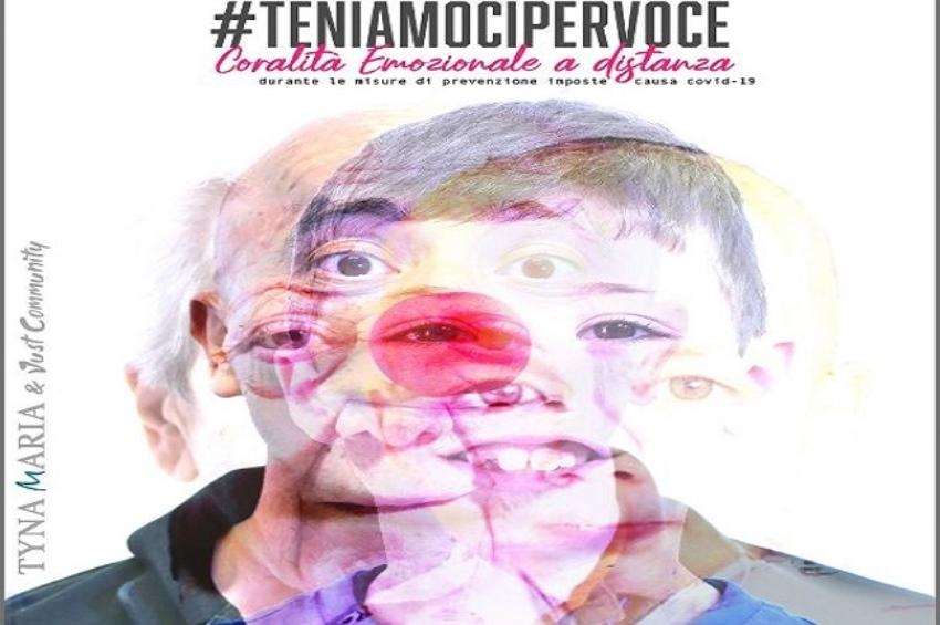 Just4Jesus presenta #TENIAMOCIPERVOCE. Domani uscita ufficiale con Seccia e Tyna Maria