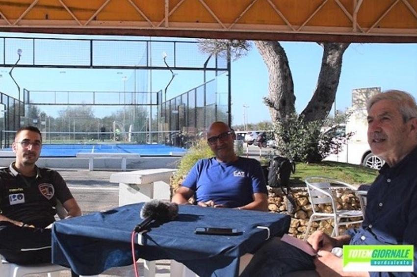 Presentazione dell'Associazione Sportiva Dilettantistica Monte Darena Academy Torchiarolo (BR)