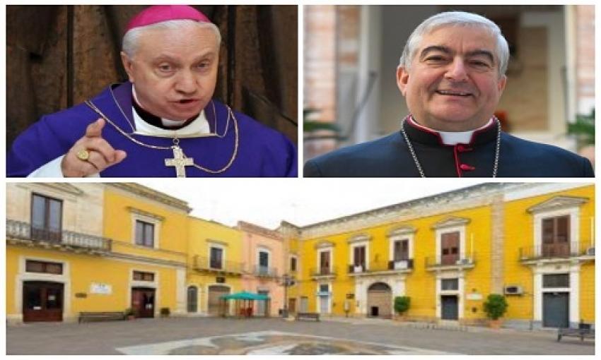 Mons. Luigi Pezzuto, 50 anni di sacerdozio: Squinzano vive una settimana di preghiera vocazionale