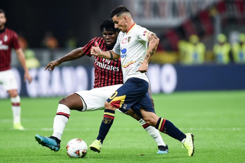 Lecce-Milan, la squadra di Liverani riparte il 22 giugno alle 19:30 al Via del Mare