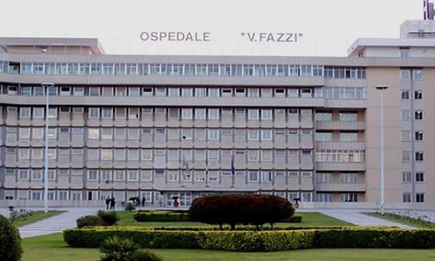 """Sportello per pazienti oncologici al Fazzi di Lecce: convenzione tra ASL e l'Associazione """"Angela Serra"""""""