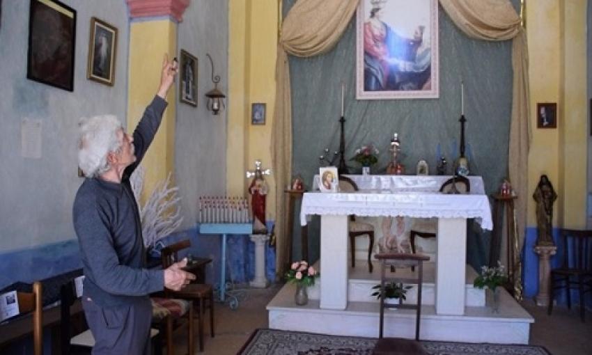 La Chiesa di Santa Elisabetta, piccolo gioiello tra Squinzano e Torchiarolo