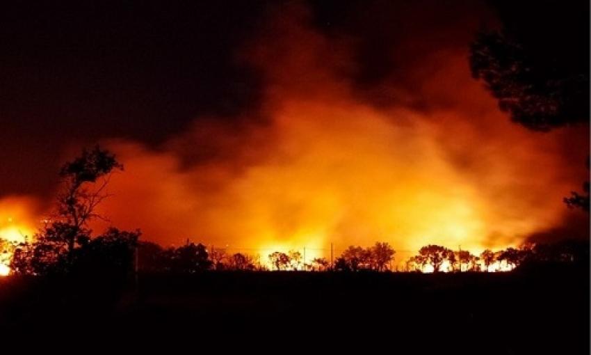 Stato di grave pericolosità per gli incendi boschivi: l'ordinanza della Commissione Straordinaria