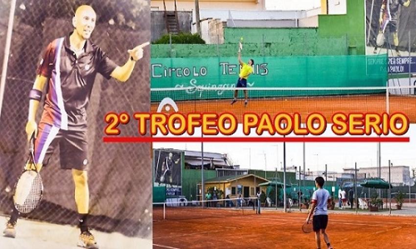 """Secondo Torneo Open """"Paolo Serio"""". Una festa dello sport per ricordare un ragazzo pulito dai mille valori"""