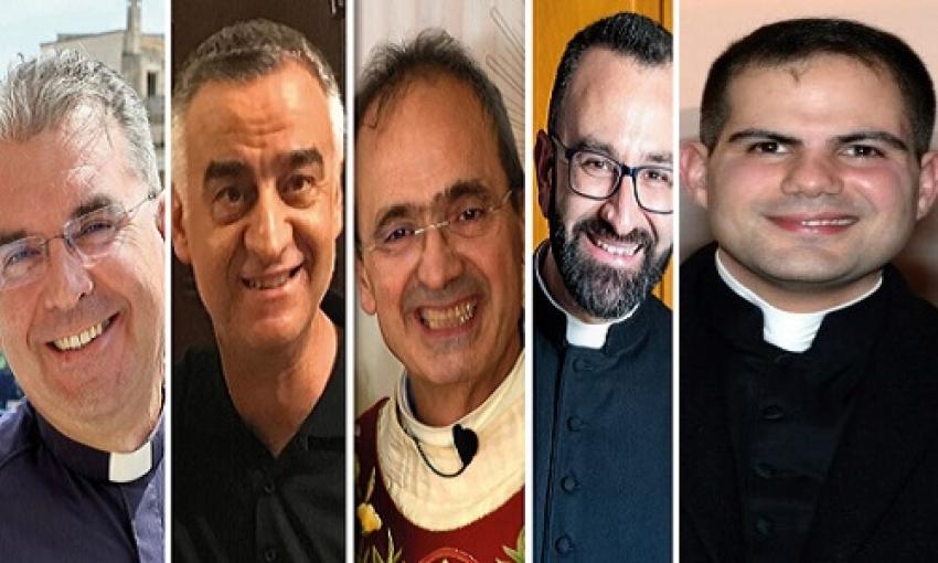 Giornata sacerdotale di fine anno pastorale, Seccia comunica al clero i nomi dei parroci trasferiti