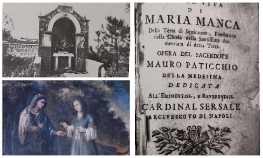 Squinzano, briciole di storia. Don Mauro Paticchio: un raffinato e meticoloso storico squinzanese