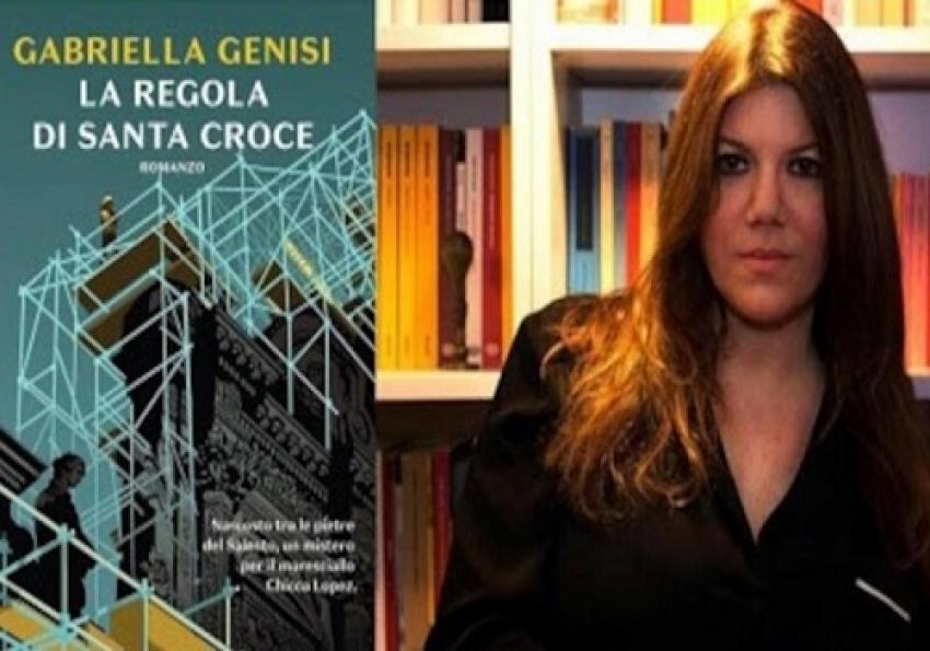 """""""Leggere per Vivere"""": 2° appuntamento con Gabriella Genisi e 'La regola di Santa Croce'"""