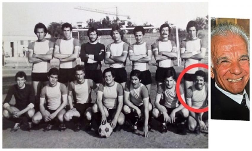 """Ciao Pino """"Archimede Buono"""", titolare per sempre nella squadra dei tuoi amici"""