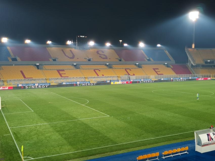 Il Lecce vince e convince, la vetta si avvicina sempre di più