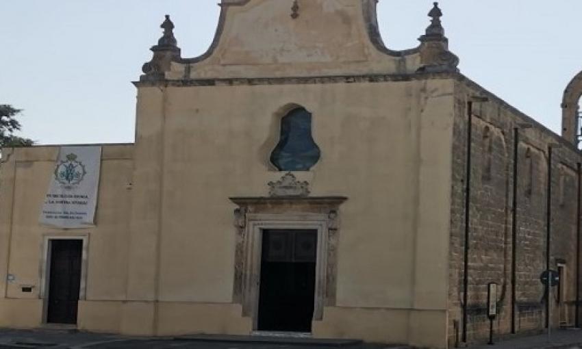 Squinzano, briciole di storia. La Parrocchia Mater Domini 1921-2021