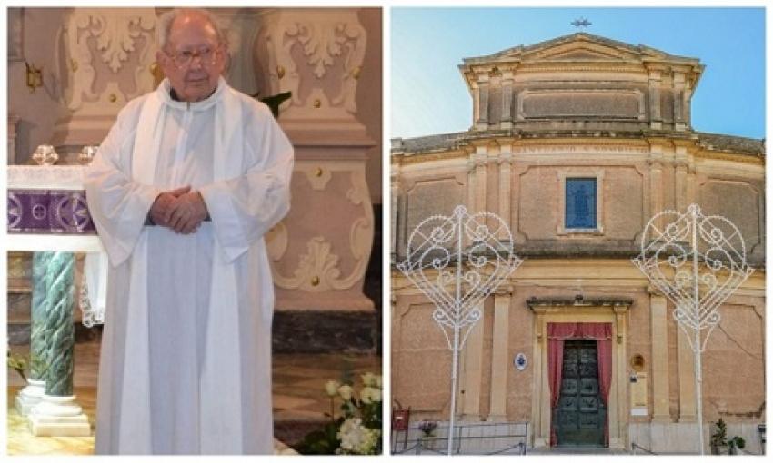 Campi S.na in lutto per la morte di padre Adolfo Garcìa Duran: domani pomeriggio i funerali