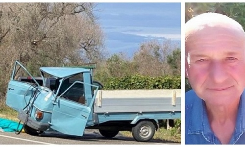 Scontro sulla 7Ter, morì lo squinzanese Francesco Elia: condannato ad un anno il conducente del furgone