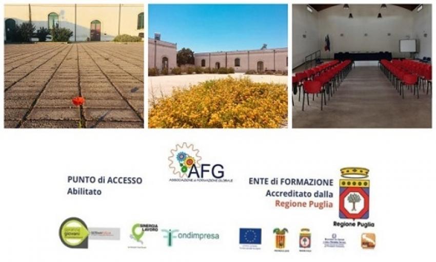 Percorsi formativi regionali in vari settori: AFG ne presenta diversi a Squinzano