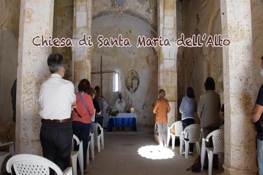 Madonna dell'Alto, Campi Salentina: si torna a celebrare