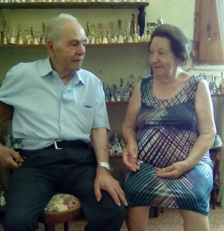 Viola e Carlo Carlà, gemelli da 90 anni. In due, un traguardo ancor più bello