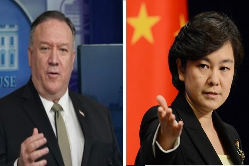 """Cina ad America sul Covid-19: """"dite che abbiamo diffuso noi il virus ma non avete prove"""""""
