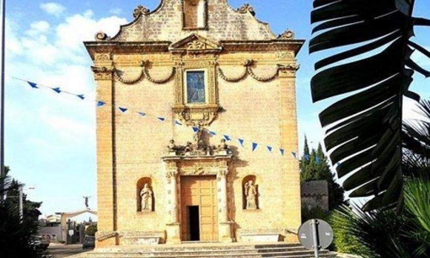 """""""Festa dei Circondari"""", un viaggio nella storia di Squinzano visitando il Santuario dell'Annunziata"""