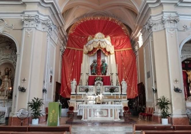 Si festeggiano i Santi Cosma e Damiano: domenica Santa Messa con la benedizione dei medici